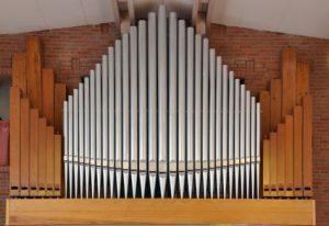 Orgel Johanneskapel